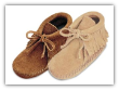 Minnetonka Moccasin Infants Fringe Bootie
