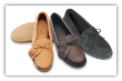 Minnetonka Moccasin Men's  Moosehide Classic Moccasin(including wide)